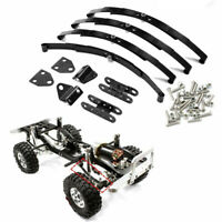 4PCS 1/10 Leaf Springs Set HighLift Chassis For 1/10 D90 RC Crawler Car Parts