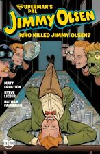 Superman's Pal, Jimmy Olsen : Who Killed Jimmy Olsen?, Paperback by Fraction,...