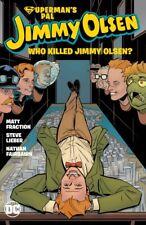 Superman's Pal, Jimmy Olsen : Who Killed Jimmy Olsen?, Paperback by Fraction,...