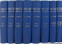 Forrer's Biographical Dictionary of Medalists 1980 8 Volumes 5278 Pages + Index