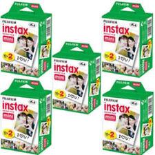 360 PCS Sheet Fujifilm Instax Mini Film Fuji instant photos 7s 8 25 90 Polaroid