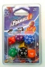 Formula D Board Game - Dice Set (New)