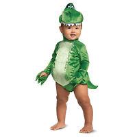 Disney Toy Story 4 T-Rex Dinosaur Halloween Costume Hood Baby Infant Toddler