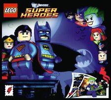 Lego DC Super Heroes Batman mini comic issue 4 from sets 6863 6004468 6005847
