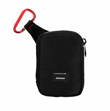 Crumpler The Tuft (L) Camera Pouch(Black/Red)