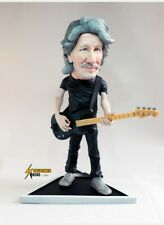 Roger Waters Sculpture caricature, Pink Floyd, Normal Version