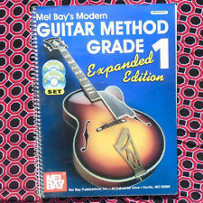 Mel Bay's Modern Guitar Method Grade 1 Songbook 88 Pages - Good Condition ©2005
