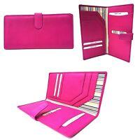 Golunski 1005 Travel Organiser Leather Travel Wallet Passort Holder By Golunski