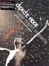 Depeche Mode / One night in Paris (Amaray, 2 DVDs)...   DVD   Zustand akzeptabel