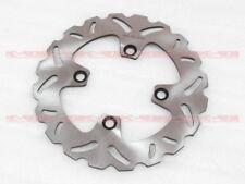 Rear Brake Disc Rotor for Suzuki RG125 FU-N Wolf Gamma GSXR250 400 RGV250 #m8