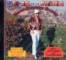 El As De La Sierra Puros Corridos Bravos CD New Sealed
