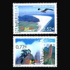 Spain 2004 - Ciés Islands Nature Landscape - Sc 3323/4 MNH