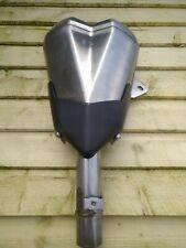 Kawasaki z1000sx exhaust silencer backbox