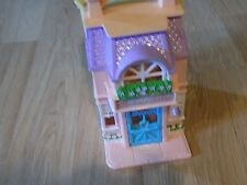 Fisher Price Loving Family Sweet Streets Pet Shop & Beauty Salon Dollhouse House