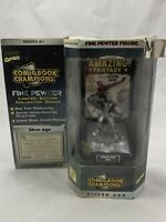 Marvel Comics Champions Series 1 Limited Edition Fine Pewter Figure Spider-Man
