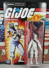 NEW 2020 GI JOE Retro Collection STORM SHADOW ARAH MOC NIB figure HASBRO Walmart