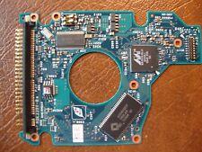 "Toshiba MK8025GAS (HDD2188 F ZK01 T) 610 A0/KA024A 80gb 2.5"" IDE/ATA PCB"