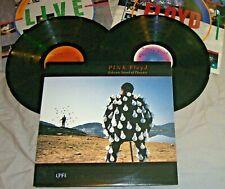 PINK FLOYD Delicate Sound of Thunder VINYL LP promo record 1st Ed.1988 album EX+
