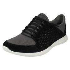 Chaussures décontractées noirs Clarks pour homme, pointure 46