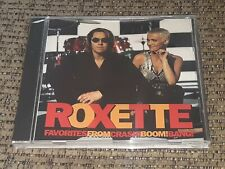 SEALED NEW Favorites from Crash! Boom! Bang! Roxette CD 1994 CEMA Teaser Release