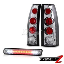 For 88-98 Chevy GMC C10 C/K 1500 2500 3500 LED Third Brake Roof Cargo Tail Light