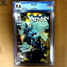 BATMAN #102 CGC Graded 9.6 DC Comics IN STOCK
