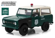 GreenLight 1/18 Artisan Collection 1967 Ford Bronco - New York City Police 19036