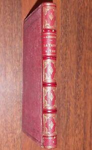 Albert Kaempfen LA TASSE A THE illustré Worms 1865 Hetzel
