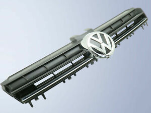 Original Grille Calandre Noir Chrome VW Golf 7 VII 5G Lifting Avant
