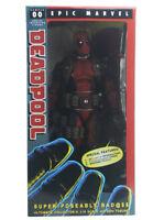 "Neca Ultimate Deadpool 1/4 Scale Figure Epic Marvel Comics 18"" Inch New In Box"