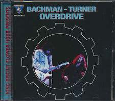 SEALED NEW CD Bachman Turner Overdrive - King Biscuit Flower Hour Presents Bachm