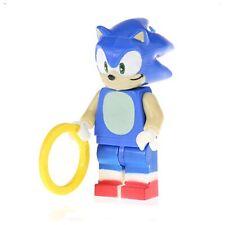 Collectible  Super Series 8 Pcs Sonic The Hedgehog Minifigure  Lego Compatible
