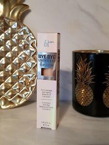 I.T Cosmetic Bye Bye Under Eye Illumination 12ml - 30.5 Tan - NEW & SEALED