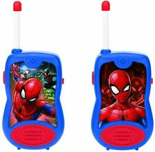 Lexibook SpiderMan Walkie-Talkies 120M Kids Toy walkie talkie Fun Xmas Gift
