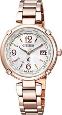 NEW Citizen Watch xC Radio Reception Eco Drive EC1047-57A Women's From JAPAN