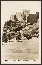Wales. Powys. Montgomeryshire. Welshpool. Powis Castle. Frith R. Photo Postcard