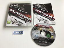 Split Second Velocity - Sony PlayStation PS3 - PAL FR - Avec Notice