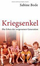 Kriegsenkel: Die Erben der vergessenen Generation v... | Buch | Zustand sehr gut