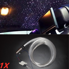 12V DIY Audio Fiber Optic Star Light Car Headliner Roof Ceiling Lights Decorate