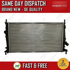 VOLVO C30, S40 MK 2, V50 1.6 1.8 2.0 MANUAL RADIATOR 2004>2012 *NEW* 8603621