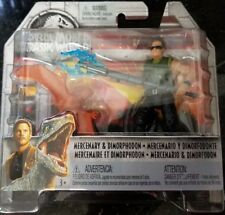 Mattel Jurassic World 2 Fallen Kingdom INGEN MERCENARY Action Figure IN STOCK