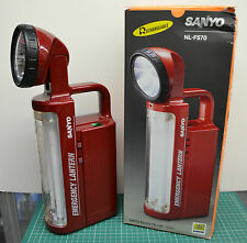 Sanyo NL-F570 Rechargeable Rechargeble Emergency Torch Tubelight Spotlight