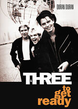 Duran Duran THREE TO GET READY Genuine DVD 75-min Warren Cuccurullo 6ix By 3hree