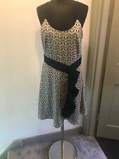 Liberty Of London For Target Cross Back Dress UK Size 8