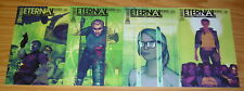 Eternal #1-4 VF/NM complete series - william harms  science fiction about clones