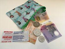 Mermaid swimming, Gorgeous  14 x 10 cm Coin pouch money Purse