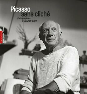 Picasso sans cliché : Photographies d'Edward Quinn - Hazan