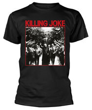 Killing Joke 'Pope' (Black) T-Shirt - NEW & OFFICIAL!