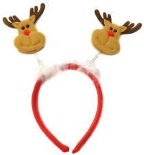 Al Por Mayor Navidad Cabeza Boppers Diademas Novedad Navidad Fiesta Vestido de fantasía