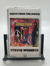 Music from the Movie Jungle Fever Stevie Wonder Tape Cassette Brand New Sealed